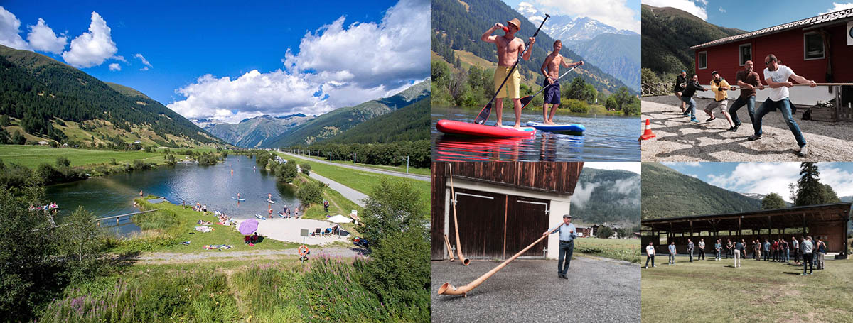 Firmen-/Kunden-/Team-Events Sommer