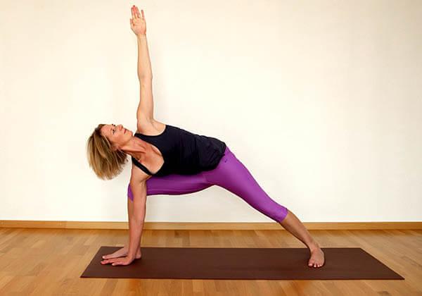 Beatrix Bucher Yoga – Langlauf und Yoga im Goms